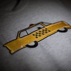 New York Cab t-shirt.